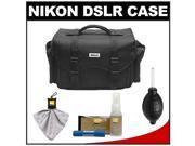 Nikon 5874 Digital SLR Camera Case - Gadget Bag with Cleaning Kit