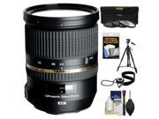 Tamron 24-70mm f/2.8 Di VC USD SP Zoom Lens (BIM) (for Nikon Cameras) with Tripod + 3 (UV/ND8/CPL) Filters + Accessory Kit