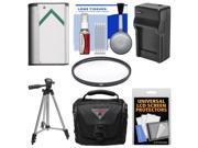 Essentials Bundle for Sony Cyber-Shot DSC-H400 & DSC-HX400V Digital Camera with Case + NP-BX1 Battery & Charger + Tripod + UV Filter + Kit