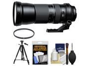 Tamron 150-600mm f/5-6.3 Di VC SP USD Zoom Lens (for Canon EOS Cameras) with Tripod + UV Filter + Accessory Kit