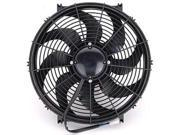 JEGS Performance Products 52105 S-Blade Universal Electric Cooling Fan
