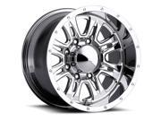 Ultra Wheel 286-7181C Ultra 286 RWD Wheel