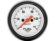 Auto Meter Phantom Electric Fuel Pressure Gauge
