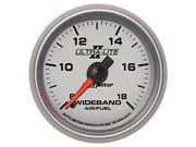 Auto Meter 4970 Ultra-Lite II Wide Band Air Fuel Ratio Kit
