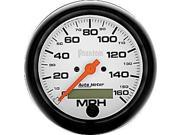 Auto Meter Phantom In-Dash Electric Speedometer