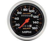 Auto Meter 5153 Pro-Comp Mechanical In-Dash Speedometer