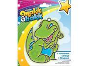 Makit & Bakit Suncatcher Kit-T Rex