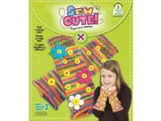 Sew Cute Knit Fingerless Gloves Kit-