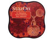 Stazon Midi Ink Pad-St. Valentine