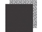"Kraft In Color Double-Sided Cardstock 12""X12""-Beetle Dot/Arrow"