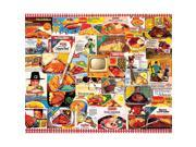 "Jigsaw Puzzle 1000 Pieces 24""X30""-Tv Dinners"