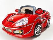 Ride On Porsche Style Remote Control Car W/MP3