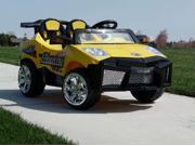 Ride On Lamborghini Style 2 Seat Kids Car W/Remote Control