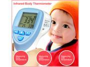 Adjustable Infrared Body Thermometer for Body, Milk, Bath water, BBQ, grilling wine, water, food storage temperature