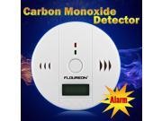 LCD CO Carbon Monoxide Detector Alarm Sensor for protecting your family from the danger of carbon monoxide