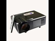 Excelvan BEST NEW 3000 lumen HD Home Theater Multimedia LCD Projector 1080-HDMI/Analog TV/VGA/ AV