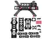 DIY FPV 250 V1 G10 Mini Quadcopter Frame Kit 250mm