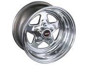 Weld Racing Wheels Pro*Star 8X15 Polished Rim