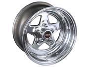 Weld Racing Wheels Pro*Star 10X15 Polished Rim