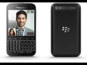 BlackBerry Classic Smartphone - Factory Unlocked (Black)