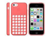 OEM Original Apple iPhone 5c Silicone Case - Pink (MF036ZM/A)