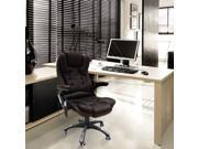 Cozee PU leather office massage 6 point massage executive computer chair