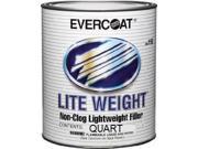 Evercoat 100157 LITE WEIGHT BODY FILLER QUART
