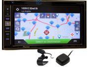 "Pioneer Avic-6100Nex 6.2"" Dvd Navigation Receiver W/ Bluetooth New Avic6100nex"