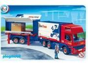 Car Truck And Trailer Playmobil