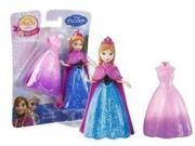 Anna Of Arendelle Disney Frozen Magiclip Doll And Fashion