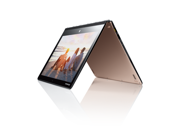 "Lenovo Yoga 3 Pro Convertible Ultrabook - Intel Core M 5Y70, 256GB SSD, 8GB RAM, 13.3"" QHD+ 3200x1800 Touch, AC Wifi 80HE0043US (Golden)"