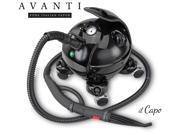 Vapor Clean Avanti ll Capo - 335° / 96psi / 6.5 Bar / 1500W - Continuous Fill Italian Steam Cleaner