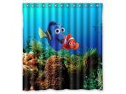 "Marlin Dory Finding Nemo Custom Shower Curtain Amazing Decorate your bathroom 66""X72"""
