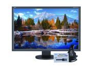 "NEC Display EA304WMI-BK-SV 30"" WQHD AH-IPS Panel, LED Backlight LCD Monitor 6ms 350cd/m2, DisplayPort, USB hub, Height&Pivot Adjustable, w/SpectraViewII"