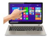 Toshiba Satellite S55T-B5134 Touchscreen Laptop | Intel Core i7 | Backlit Keyboard | Office Home & Student 2013 | 256GB SSD