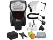 Nikon SB-700 AF Speedlight Flash for Nikon Digital SLR Cameras + Pixi-Advanced Flash Accessory Bundle
