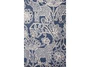 Jaipur LST53 Hand-Tufted Conversational Pattern Wool Gray/Ivory Area Rug ( 8x11 )