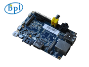 Banana Pi Bpi001 Dual-Core CPU 1G-RAM 1G-Ethernet Single Board Computer - Fully Compatible With Raspberry Pi