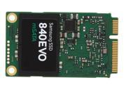 Samsung Electronics 840 EVO mSATA 0.85-Inch Solid State Drive MZ-MTE500BW