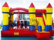 Bounce house inflatable bouncy castle jumper bouncer