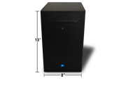 Velocity Micro Raptor Z30.3.10 SmallBlock Desktop PC with Intel Core i7-4790 16GB DDR3 GTX 750Ti 256GB SSD + 1 TB HDD Windows 10 Home