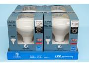 Energetic Lighting, BR40, 85W Equivalent, LED Light Bulb (4-Pack)