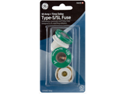 GE 54220 Type S/SL Time Delay Fuse 30 Amp 3-Pack