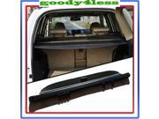 06-12 Toyota RAV4 OE Style Black Retractable Cargo Shielding Cover Trunk Snap-on