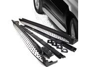 06-11 Benz GL-Class X164 Aluminum Running Boards Pair Set Side Step OE Style