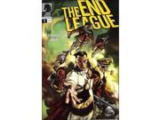 The End League #5 (2007-2009) Dark Horse Comics VF/NM