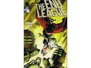The End League #6 (2007-2009) Dark Horse Comics VF/NM