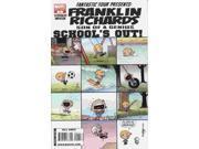 Franklin Richards School's Out (One-Shot) (2009) Marvel Comics VF