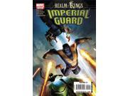 Realm of Kings Imperial Guard #2 (2010) Marvel Comics VF/NM