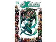 Exiles #5 Volume 2 1:10 Variant (2009) Marvel Comics VF/NM